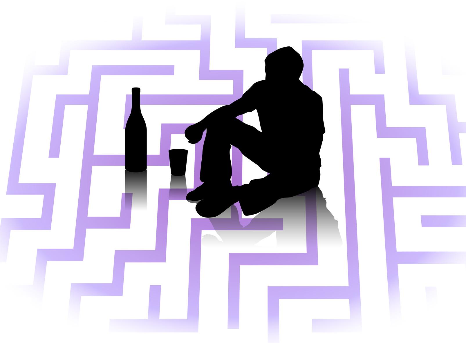 Tutte le strade di trattamento medicamentous alcolismo